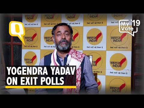 No Reliable Face in Opposition: Yogendra Yadav on Exit Polls | The Quint