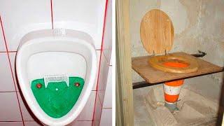 «Я лучше потерплю!» или самые странные туалеты (часть 2)