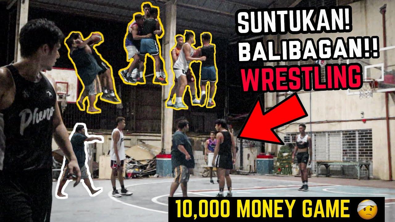 BUGBUGAN PARA SA 10,000 PESOS! 🤕  [KUPAL BASKETBALL 😨] //PANTAL REMATCH! // JDTV EP.72