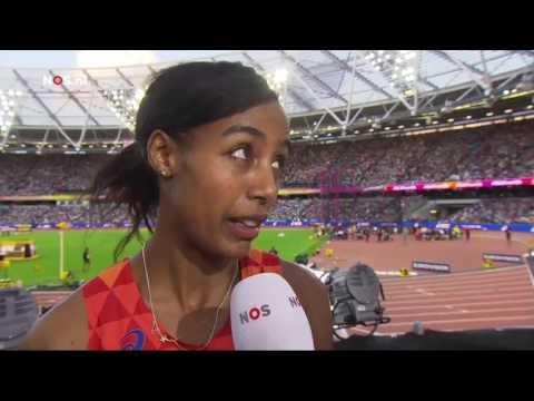 Sifan Hassan gaat voor goud, WK atletiek, 1500 meter