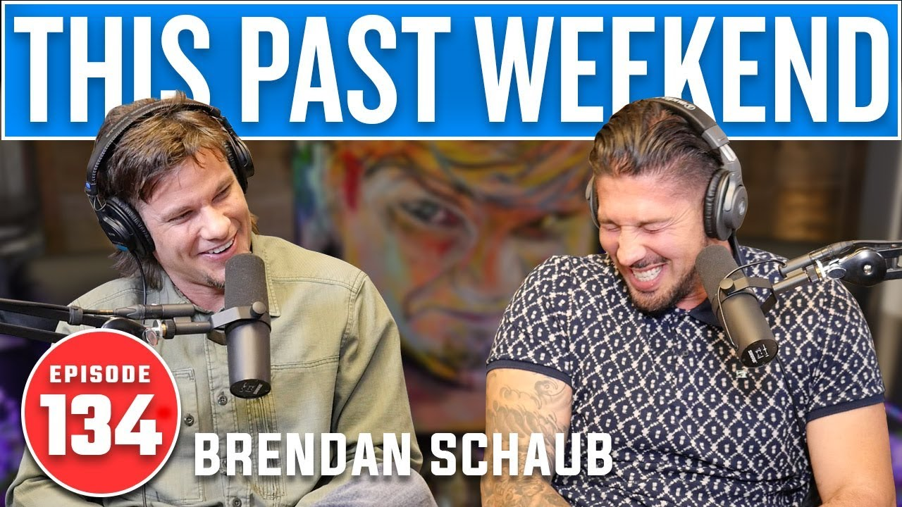 pretty nice 8adaf 3bb2a Brendan Schaub   This Past Weekend  134