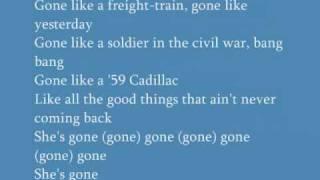 "Download ""Gone"" Montgomery Gentry (Lyrics) Mp3 and Videos"