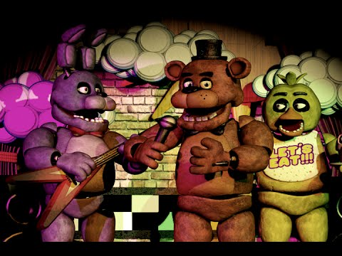 What does the Fox/Bunny/Tweety say? - Five Nights at Freddy's