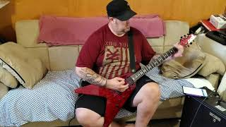 Schecter Apocalypse Red Reign V Review