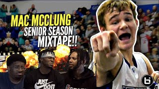 WHAT HAPPENED TO MAC MCCLUNG??