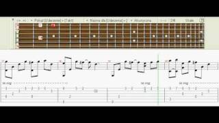 Naruto sadness and sorrow guitar pro tabs
