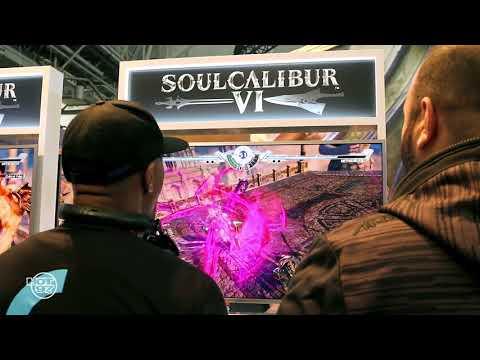 Soul Calibur 6 Cinematic Gameplay Is A Beast [We Got Game]