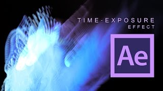TIME-EXPOSURE in Adobe After Effects - Tutorial By Charlie Knott