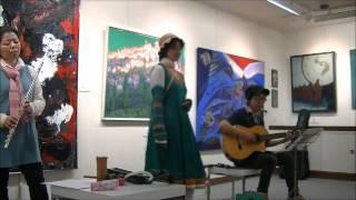 2014年5月11日 京都画廊 「第3回KYOTO ART EXHIBITION」平和を...