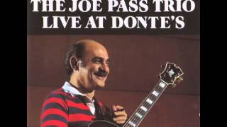 Joe Pass Trio - Stompin