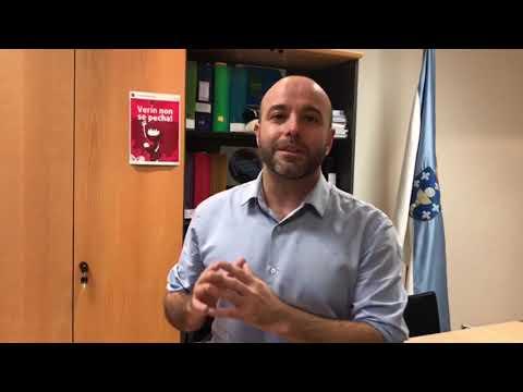 Luís Villares, maxistrado en excedencia do Tribunal Superior de Xustiza de Galicia, explica o verdadeiro porqué do peche do paridoiro do hospital de Verín