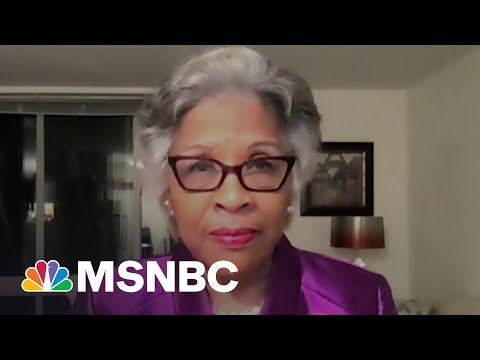 Rep. Beatty: 'This Verdict Helps Us Begin To Change The World'   The Last Word   MSNBC