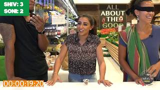 What's Cooking | Guess The Taste with Shiv and Soni