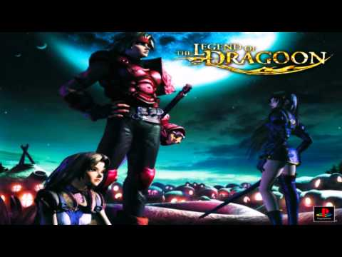 The Legend of Dragoon (PS1) OST (Extra Track) - Menu [HQ]