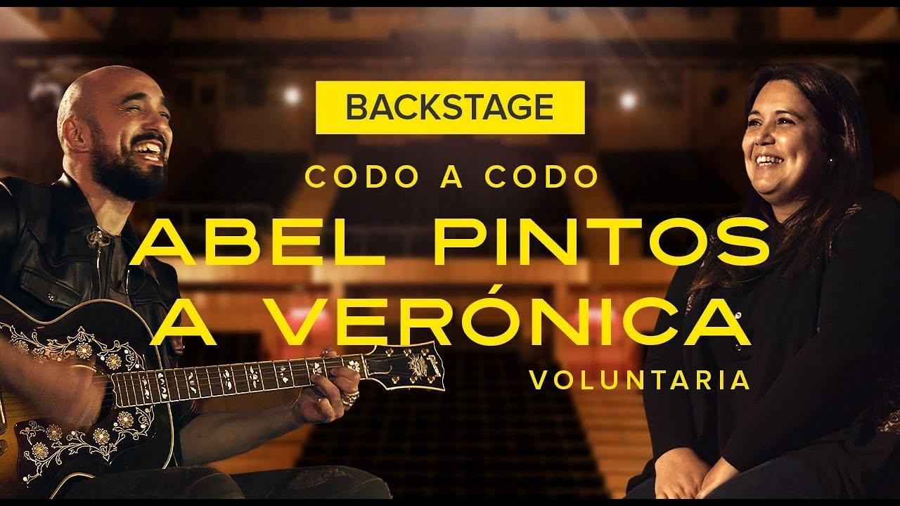 Abel Pintos a Verónica: Codo a Codo | Backstage | Argentina | Mercado Libre