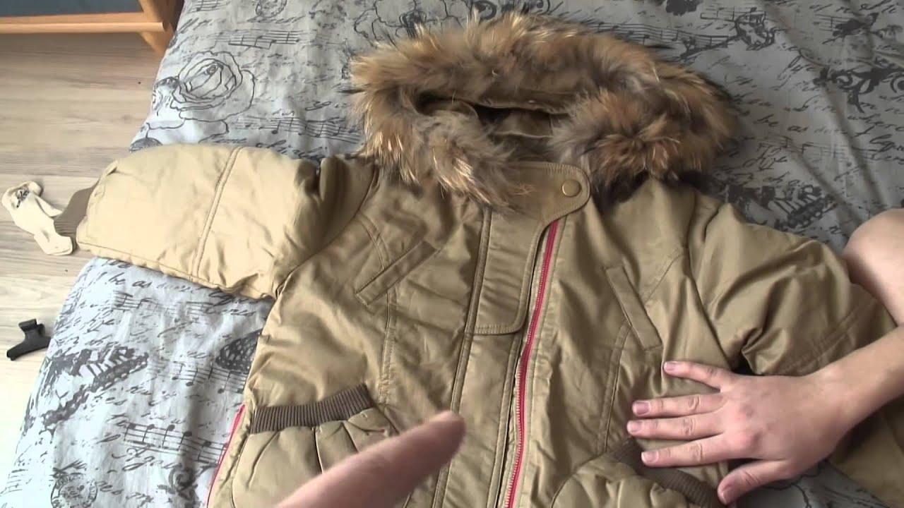 Комбинезон Винни-пух утепленный - YouTube