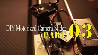Camera Slider - Do it Yourself - Part 03 - Final