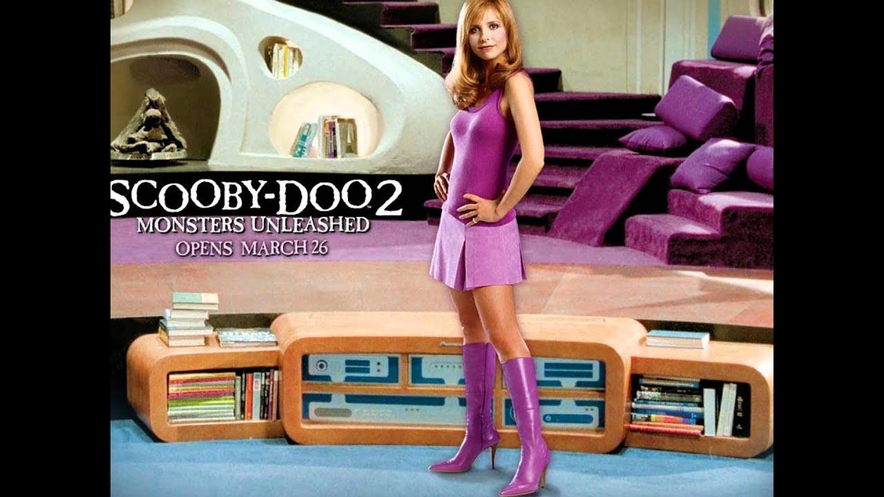 Sarah Michelle Gellar As Daphne Blake In Scooby Doo 2 Monsters