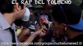 El Rap Del Tolueno (Oficial Remix)