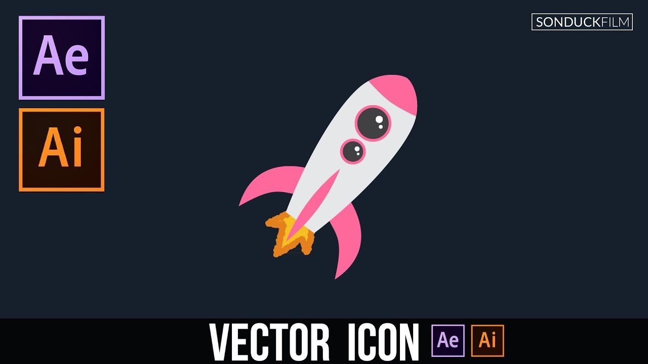 Illustrator to After Effects Workflow: Vector Icon ...
