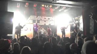 Video Abandon All Ships - Bro My God! download MP3, 3GP, MP4, WEBM, AVI, FLV Maret 2018