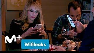 WifiLeaks: El móvil en las cenas de Nochebuena. | #0