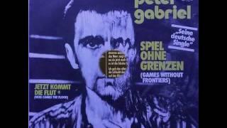 Spiel Ohne Grenzen - Peter Gabriel Single - Germany