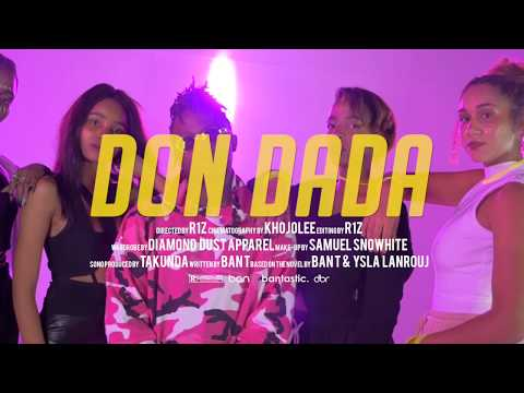 BanT - Don Dada (Official Music Video)