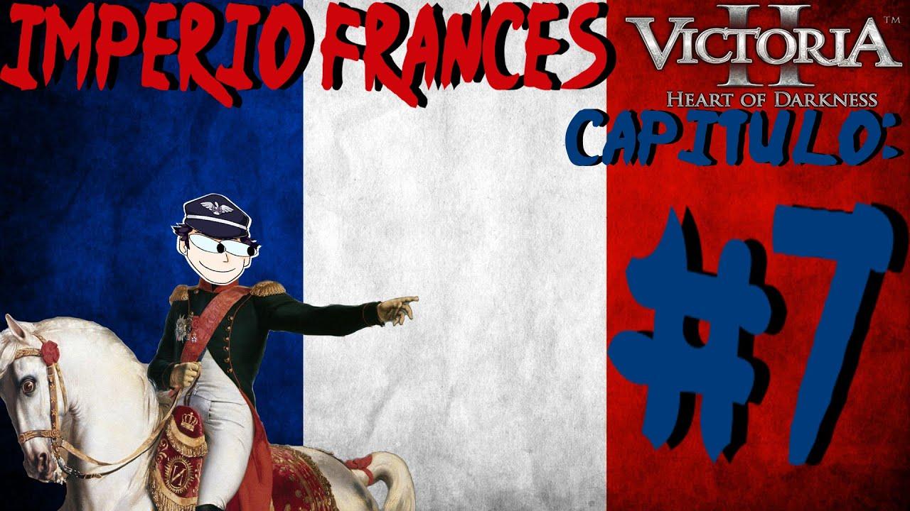 Victoria 2 Francia: Conquista de África #7