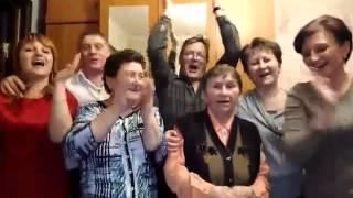 Музыкальное шуточное поздравление с Юбилеем, 55 лет Виктора Босова
