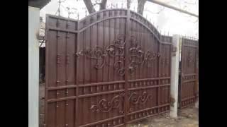 видео Реставрация кованных изделий