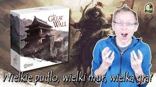 The Great Wall   gra planszowa, recenzja.