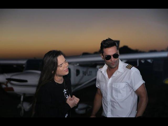 Não Pegue Esse Avião - Cavaleiros do Forró, Maria Clara (Clipe Oficial) #ElasCantamEliza #1