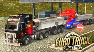 Euro Truck Simulator 2 Multiplayer - O COMBOIO do BRASIL!!!