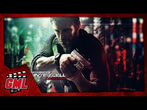 SPLINTER CELL : CONVICTION - FILM JEU...