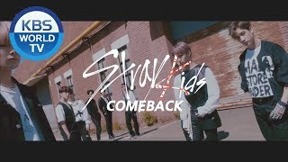 Gambar cover Stray Kids(스트레이키즈) - Double Knot [Music Bank / 2019.10.11]