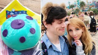 Pixar Playtime at Tokyo DisneySea! | Tokyo Disneyland Resort Vlog