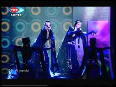 Jan Jan / Inga & Anush - Armenia 54. Eurovision Final Gecesi
