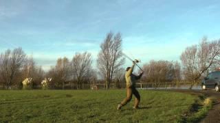 Carp Fishing - Free Spirit Mark Hutchinson Rod Testing