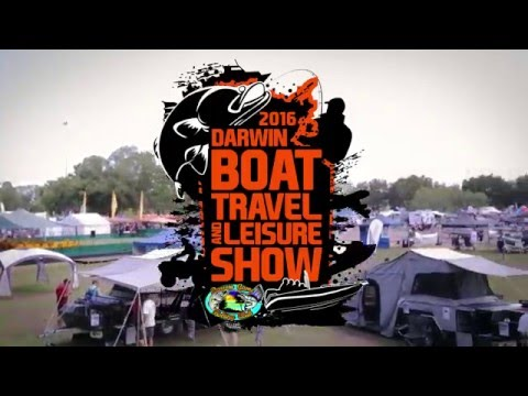 Darwin Boat Travel Leisure Show