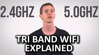 Tri Band WiFi as Fast As Possible