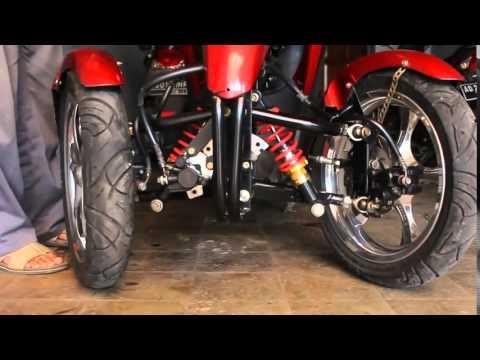Modifikasi Motor Roda Tiga Liputan Jogja Tv Youtube