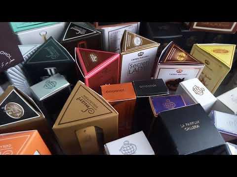 Духи ОАЭ. Масляные. Миски. Обзор арабской парфюмерии.