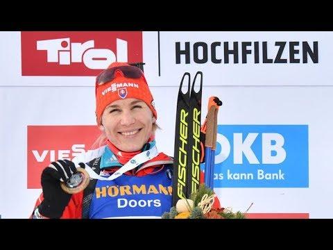Эстерсунд-2019. Почему лучшая русская биатлонистка побеждает за Словакию
