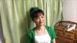 緑子 北山たけしさんへの提供楽曲「誇れる男に」歌ってみた。 thumbnail