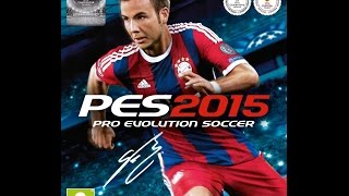 PC | Pro evolution soccer 2015 Gameplay Maxed out settings 1080P | GTX 770 | i5 4670k | 8GB DDR3