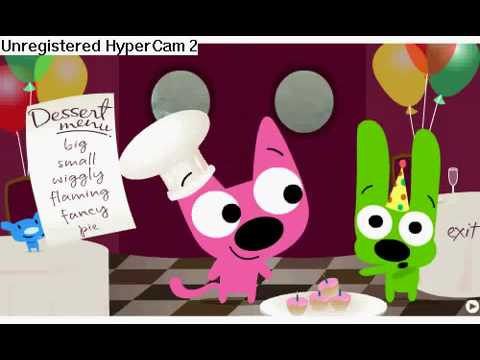 HAPPY BIRTHDAY CAKES FROM HOOPS AND YOYO