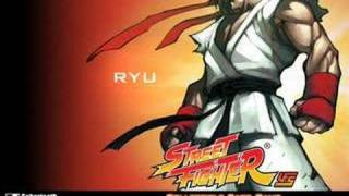 Ryu's Theme - Street Fighter 2 The Animated Movie OST