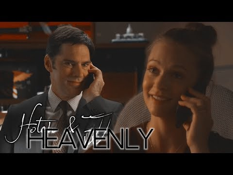 Heavenly | Hotch & JJ ✨