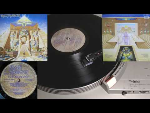 Mace Plays Vinyl - Iron Maiden - Powerslave - Full Album